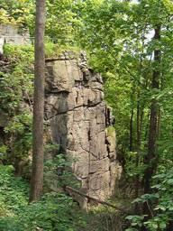 Burgwand