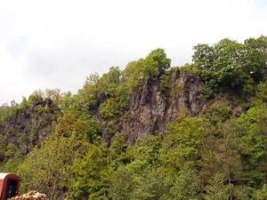 Wolkensteiner Wände